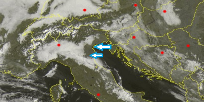 meteo flash aria fredda 15112018